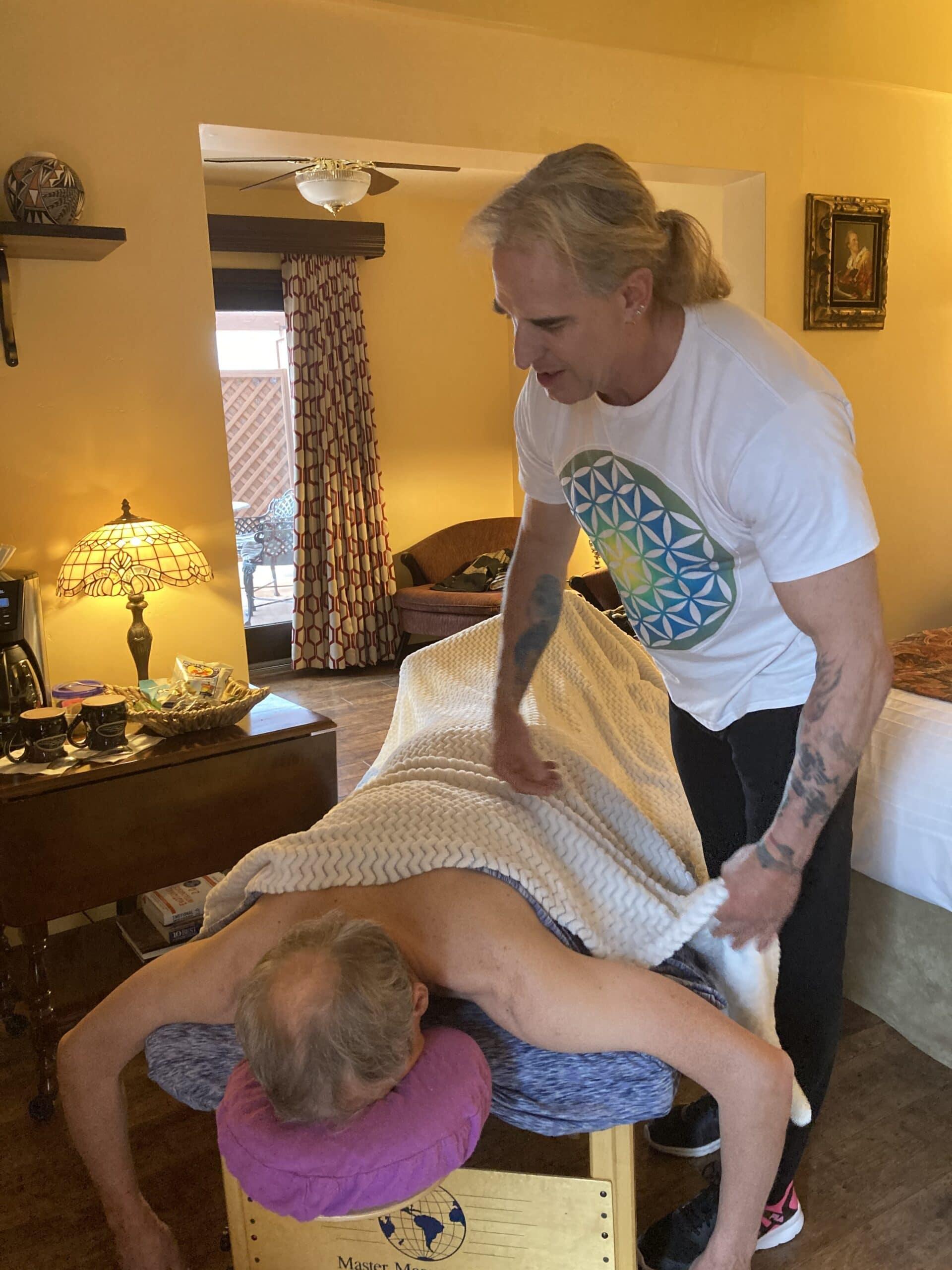 Sedona massage