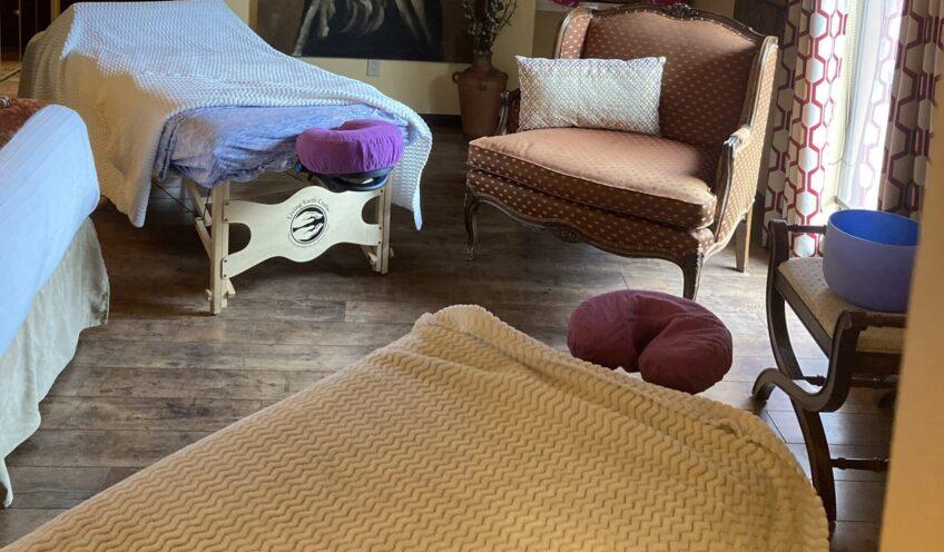 Enjoy an In-Room Massage at Sedona Views Bed and Breakfast, Sedona Views Bed and Breakfast