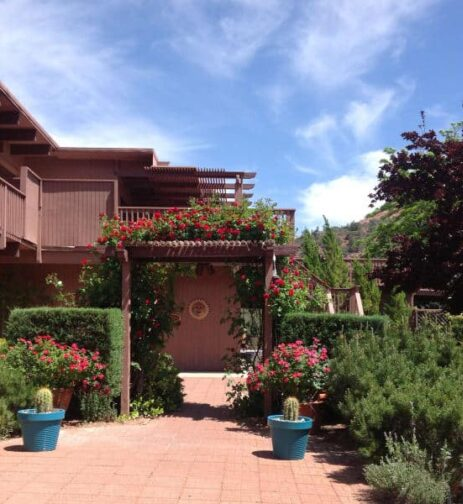 About, Sedona Views Bed and Breakfast