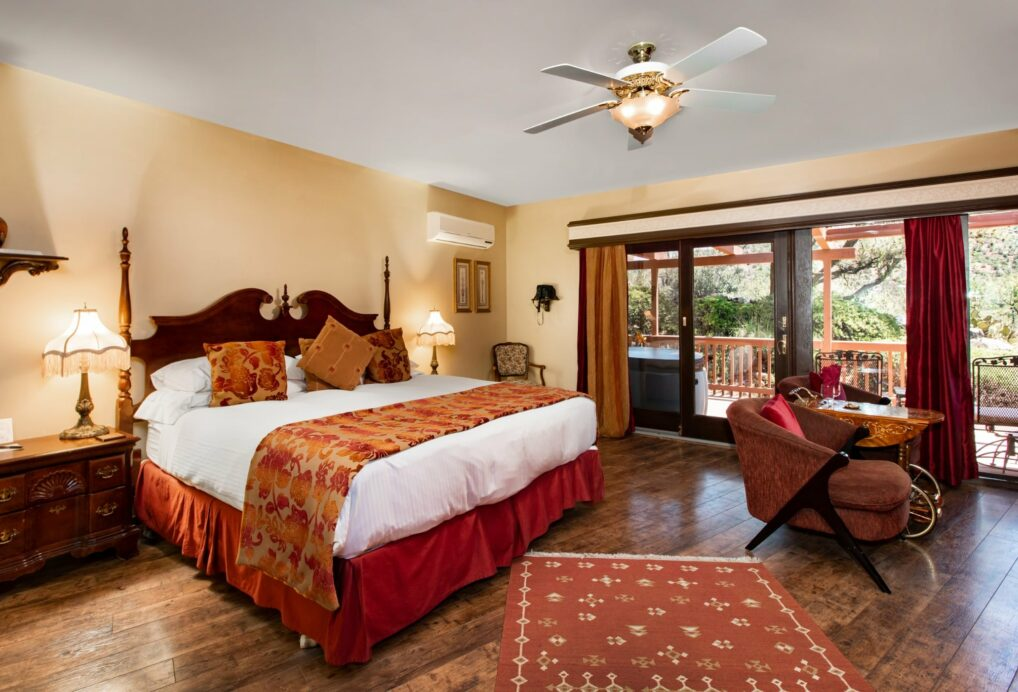 Sweet Dreams Suite, Sedona Views Bed and Breakfast