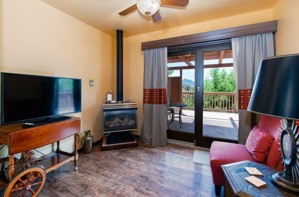 Memories & Moonbeams Suite, Sedona Views Bed and Breakfast